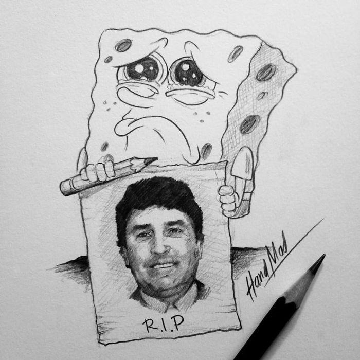 Rip Stephen Hillenburg, il creatore di Spongebob Squarepants