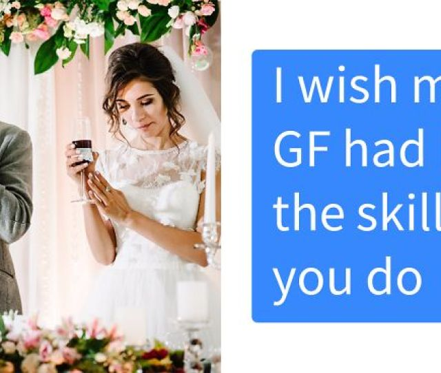 Woman Receives Screenshots Of Fiances Affair Texts Just Before Wedding Reads Them Out Instead Of Vows