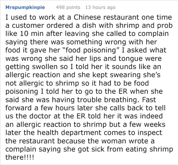 fake-one-star-maggot-food-yelp-review-restaurant-manager-response-7-5bffaa460040a__700 Woman Gives One Star Rating Because Of 'Maggot In The Food', Gets A Response From Restaurant Manager Design Random
