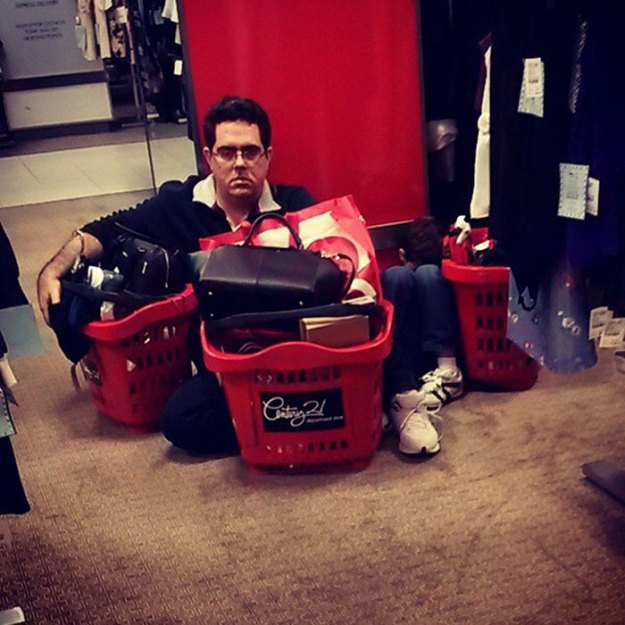 funny-miserable-men-shopping-photos-62-5bff9c562ed74__700 86 Funny Photos Of Men Shopping With Their Ladies Design Random