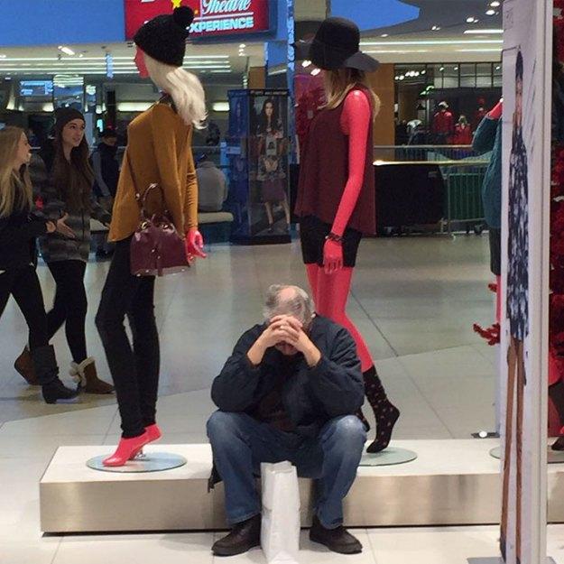funny-miserable-men-shopping-photos-78-5bff9c76268ef__700 86 Funny Photos Of Men Shopping With Their Ladies Design Random