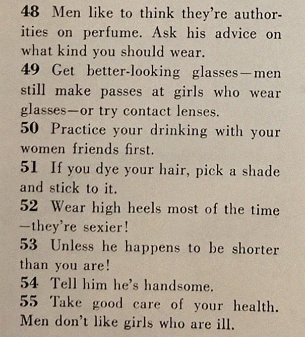 how-to-get-men-1950s-dating-article-magazine-mccalls-5be153e736031__605 This '129 Ways to Get a Husband' Article From 1958 Shows How Much The World Has Changed Design entertainment Random