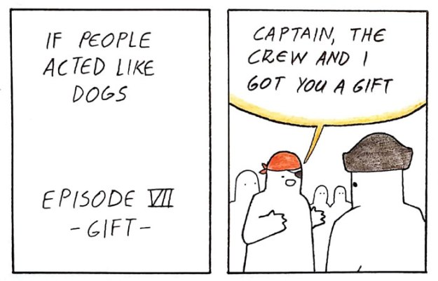 if-people-acted-like-dogs-comics-martin-rosner-5bdff56a7553d__700 8 Hilariously Accurate Comics That Show What Would Happen If People Acted Like Dogs Design Random