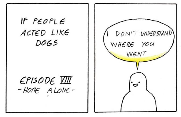 if-people-acted-like-dogs-comics-martin-rosner-5bdff5eae574f__700 8 Hilariously Accurate Comics That Show What Would Happen If People Acted Like Dogs Design Random