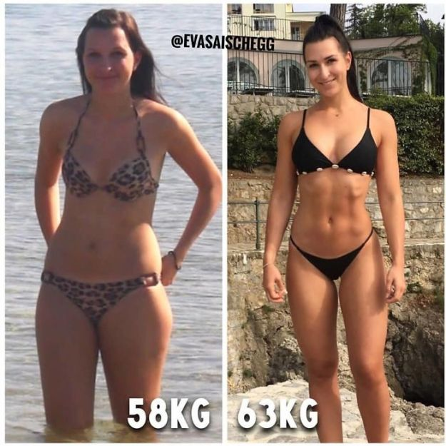 BdalB2plhPR-png__700 36 Before & After Photos That Prove Your Weight Is Meaningless (New Pics) Design Random