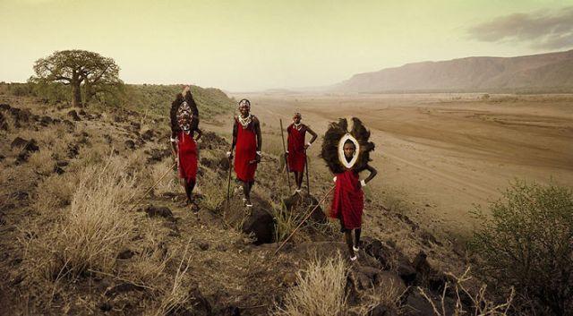 Tarangire, Escarpadura de Rift, Tanzania