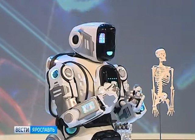 Hasil gambar untuk Robot Hi-Tech Russia
