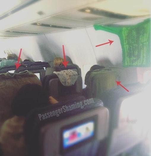 Solo estamos tendiendo la colada a mitad de vuelo