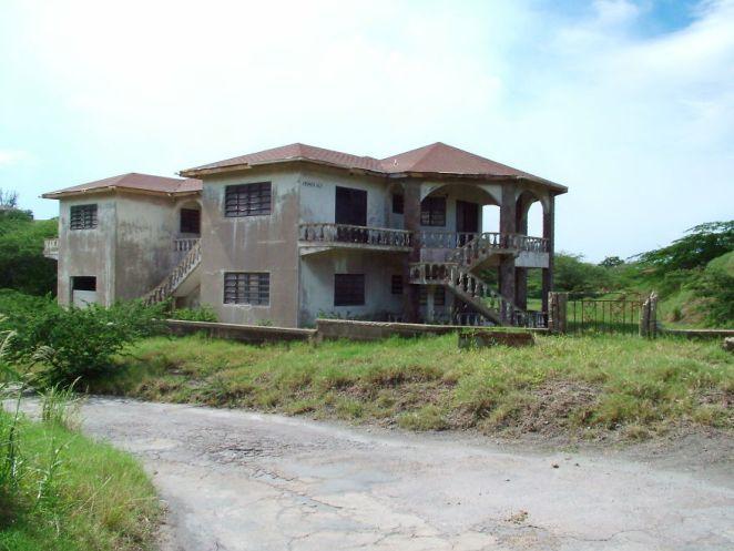Mansion In Elberton