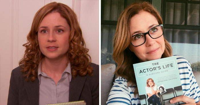 Pam Beesly