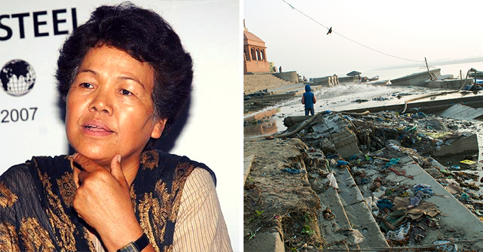 Volunteers Remove 55 Tonnes Of Waste From The Ganga River