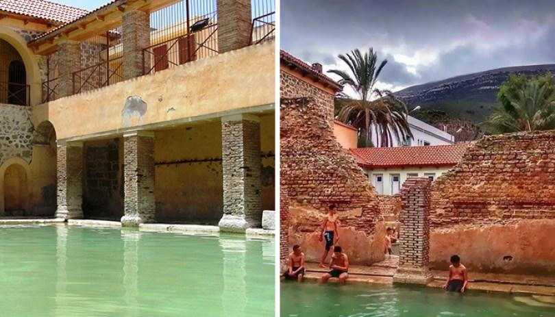 hammam essalhine roman bathhouse khenchela algeria 5c90f73d3ca77  700 - Balneário romano construído mais de 2.000 anos atrás ainda está funcionando