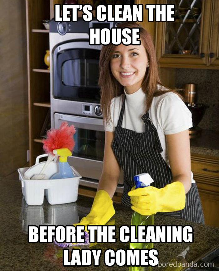 Office Cleaning Meme : office, cleaning, Cleaning, Memes, Bored, Panda