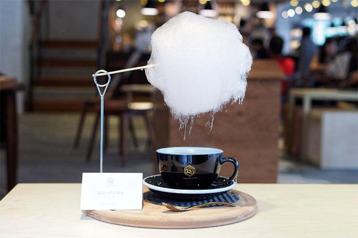 cafe in shanghai serves