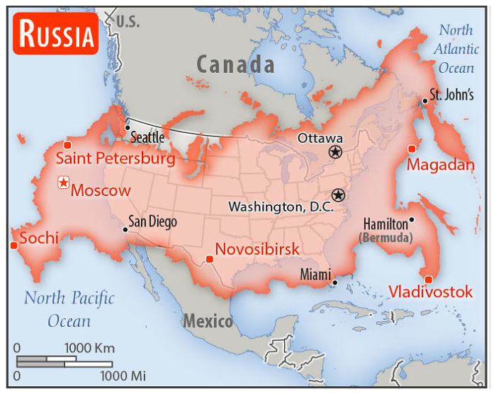 Country-Size-Compared-To-USA-North-America