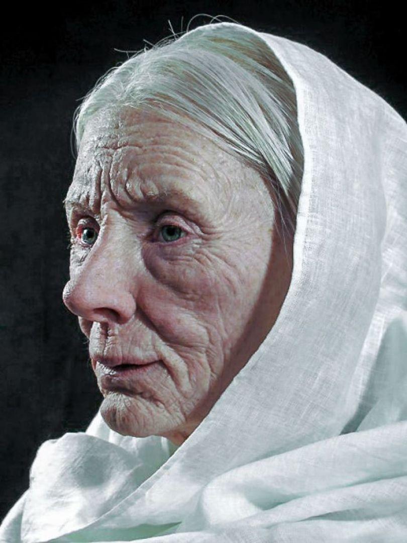 5 Estrid as an old woman 5d38e58f05d36  700 - Antepassados: Como eram as pessoas antes de nós?
