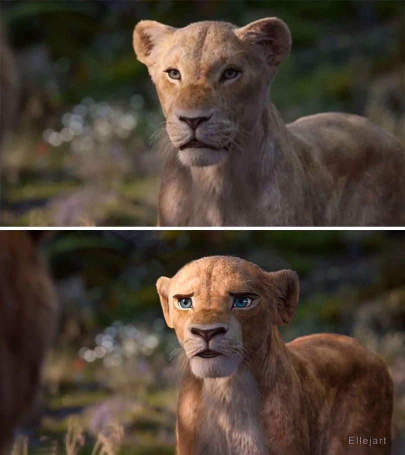 lion king live action fan remake nikolay mochkin 5d36c0a995084  700 - Olhar Alternativo ao Rei Leão live-action Remake 2019