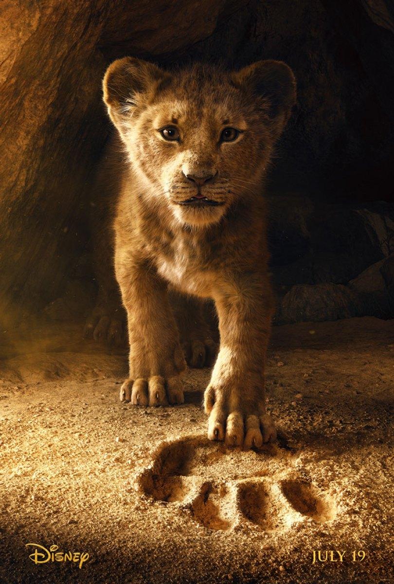 lion king remake cast posters disney 10 - Novo Rei Leão: Atores enfrentam seus personagens cara a cara