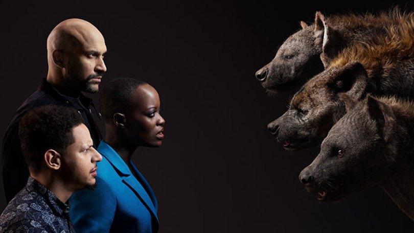 lion king remake cast posters disney 5 5d1c6b6c29b25  700 - Novo Rei Leão: Atores enfrentam seus personagens cara a cara