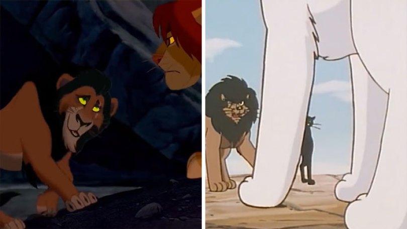 """lion king copy kimba disney 21 5d5cf786e754b  700 - O verdadeiro Rei Leão? O reino de """"Kimba"""" O Rei Leão Branco"""