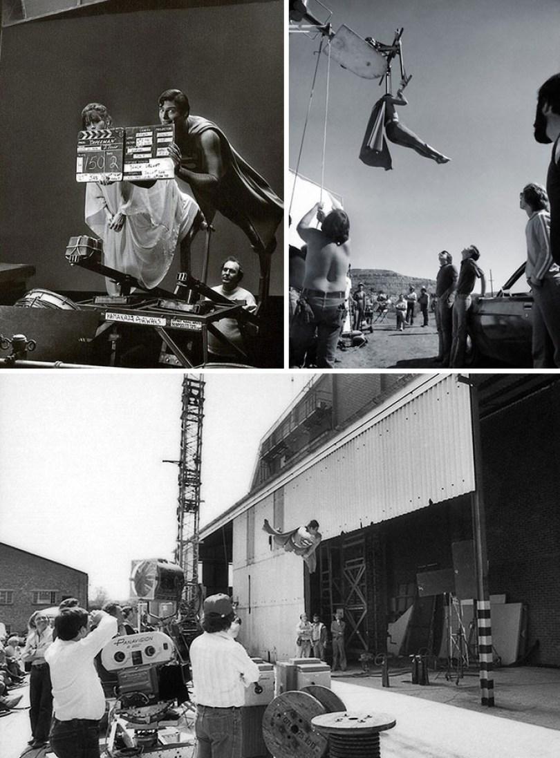 movies behind the scenes 13 5d555d2f8a988  700 - Por trás das cenas: Foto dos bastidores de filmes que marcaram época