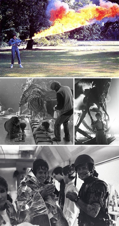 movies behind the scenes 25 5d564f27b3c93  700 - Por trás das cenas: Foto dos bastidores de filmes que marcaram época