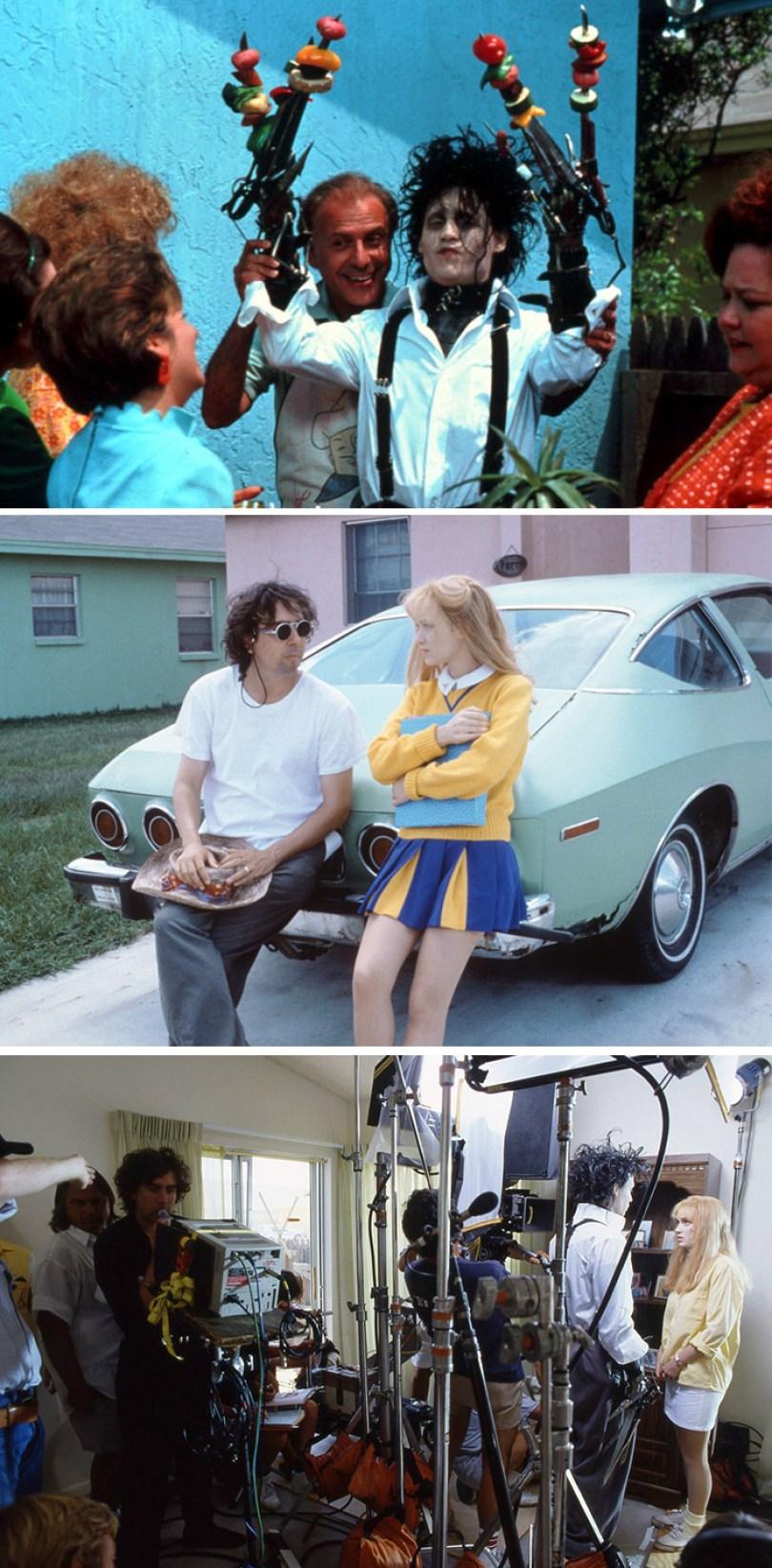 movies behind the scenes 9 5d5559623fcc3  700 - Por trás das cenas: Foto dos bastidores de filmes que marcaram época