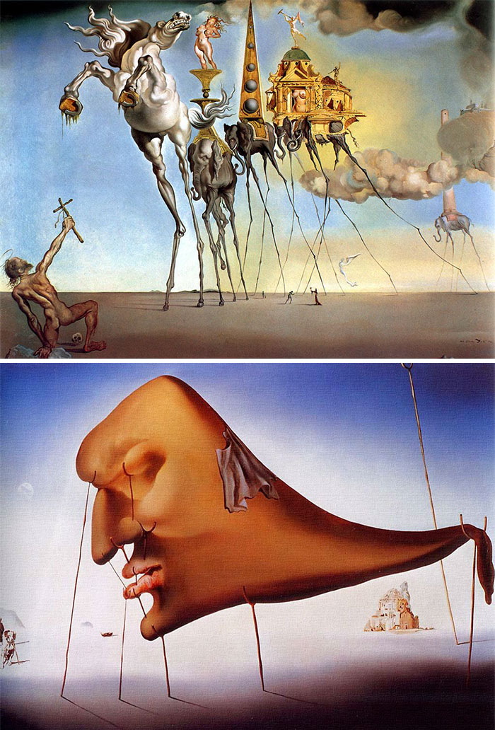 If It's Something You Saw On Your Acid Trip Last Night, It's Dali