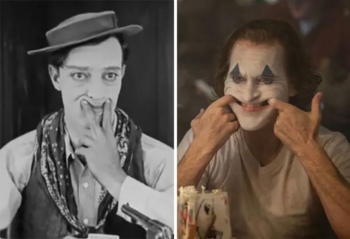 Joaquin Phoenix estudou artistas clássicos do cinema mudo para o seu papel em Joker 2019