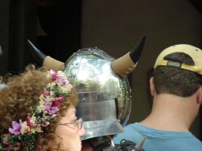Vikings Didn't Have Horns On Their Helmets