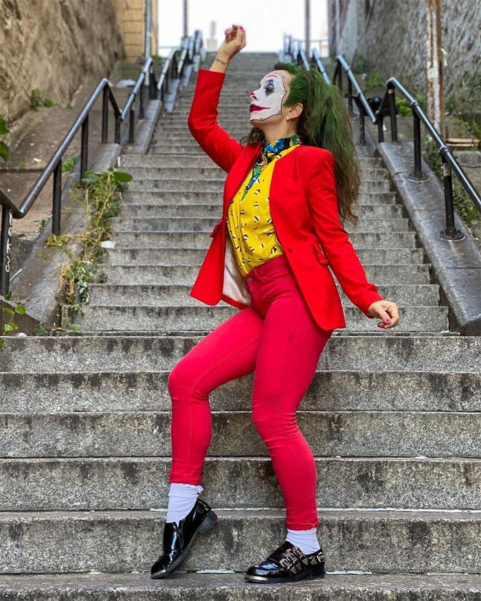 joker stairs tourist attraction new york 10 5daff3bbe47f8  700 - Escadas do 'Coringa' em Nova York se tornam uma atração turística!