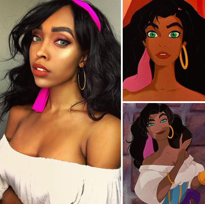 Esmeralda (The Hunchback Of Notre Dame)