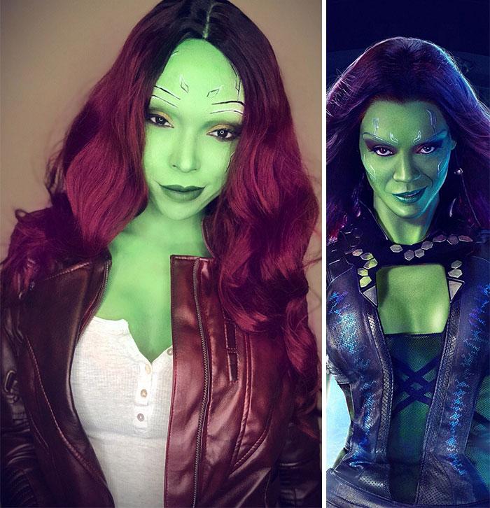 Gamora (Guardian Of The Galaxy)