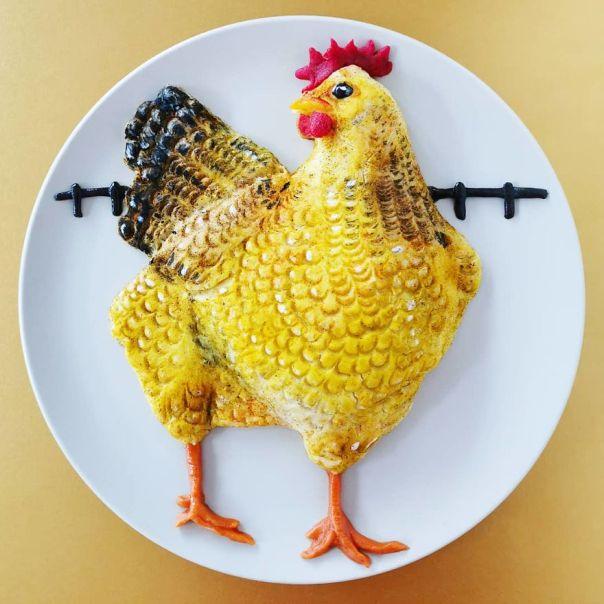 Chicken Cutie