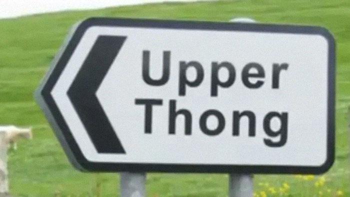Upper Thong