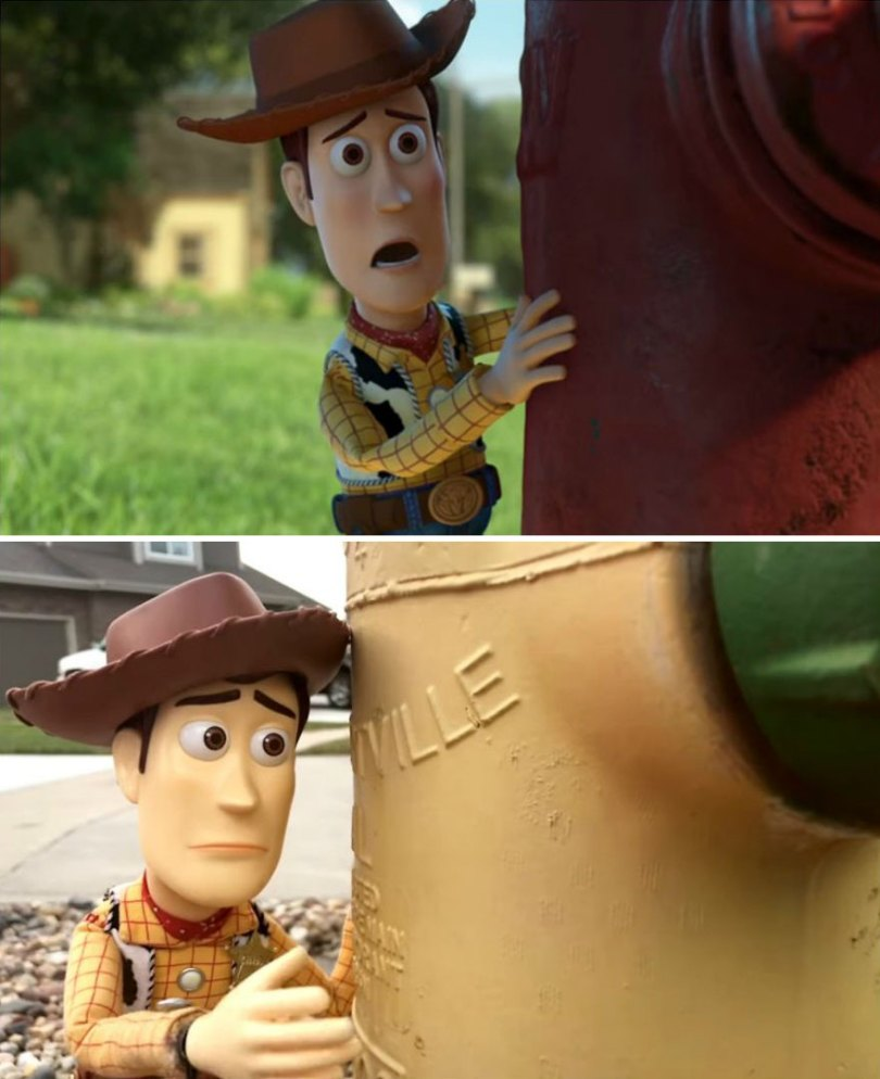 """Two brothers completely remake Toy Story 3 with real toys in 8 years 5e313917634ff  880 - Inacreditável! Irmãos recriaram o """"Toy Sotry 3"""" durante 8 anos"""