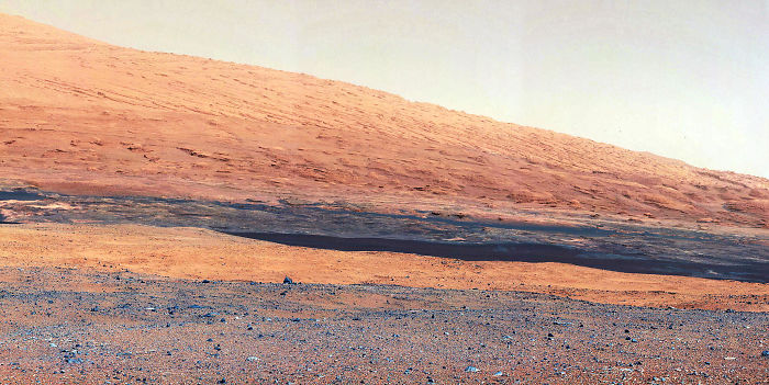 Getting To Know Mount Sharp
