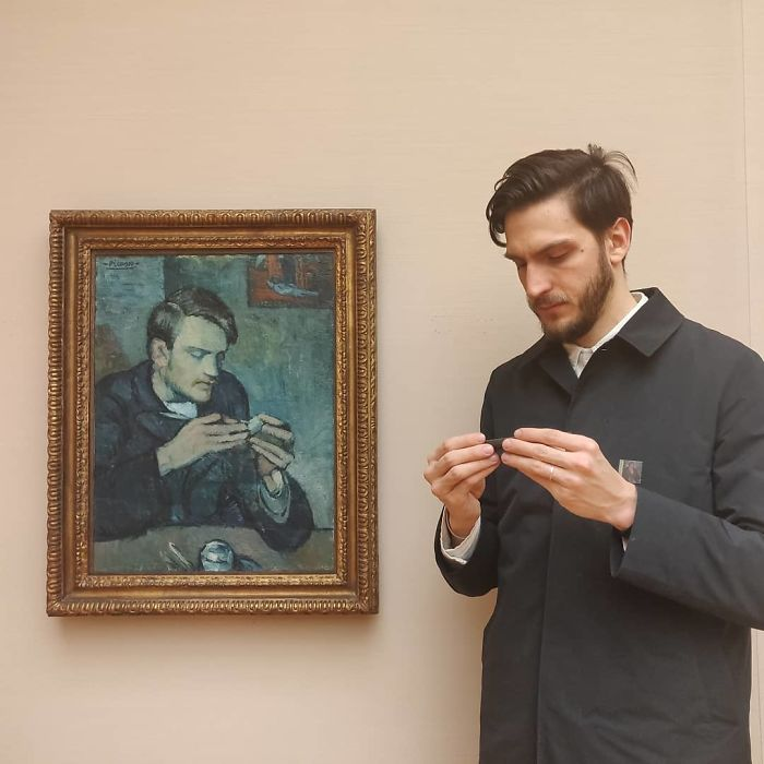 The Time Picasso Portrayed Me