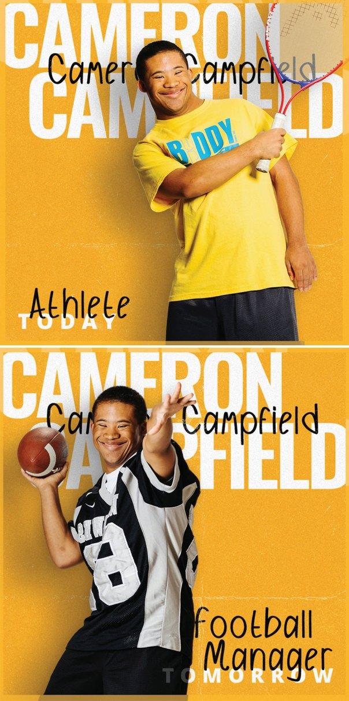 Cameron Campfield, Football Manager