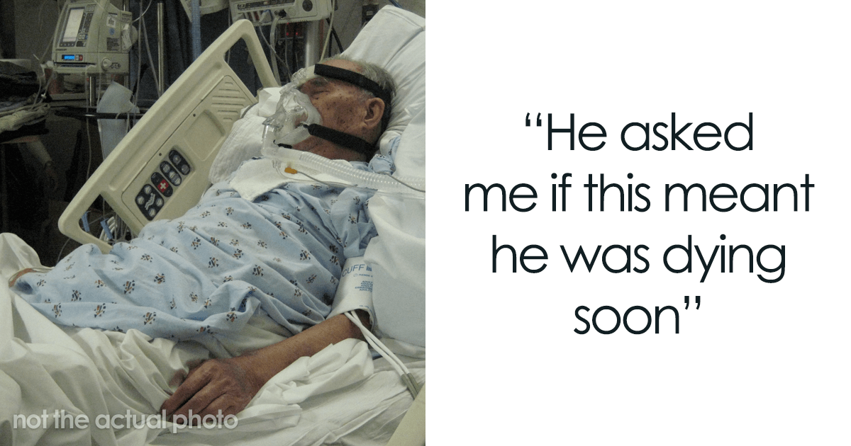 Hospice Nurse Shares A Story Of How A Dying Man Saw His Dogs And People Appear In The Room
