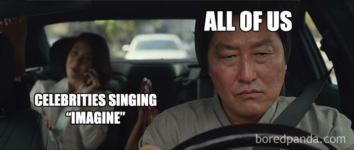 Celebrities Singing