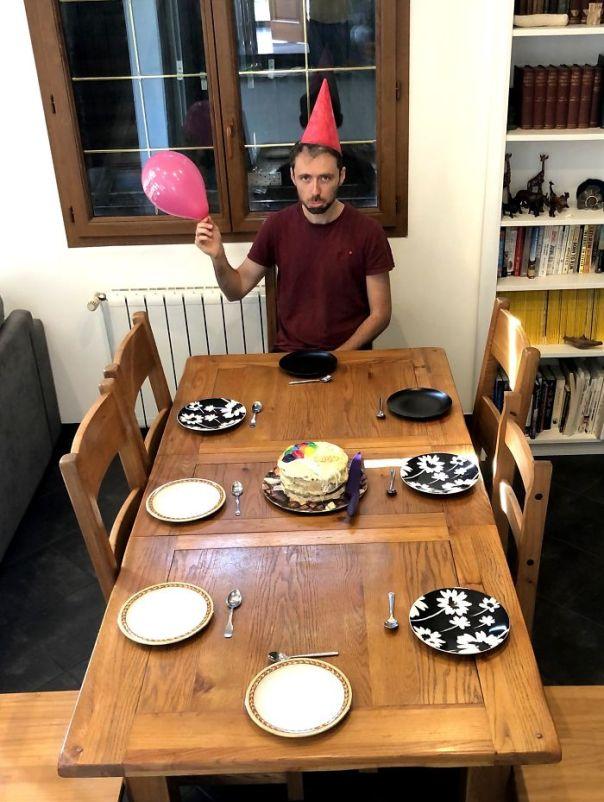 Birthdays. Covid-19 Style