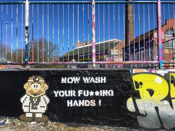 Bristol, UK. Artist: Angus