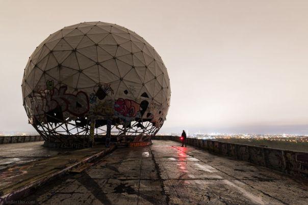 Abandoned Spying Station