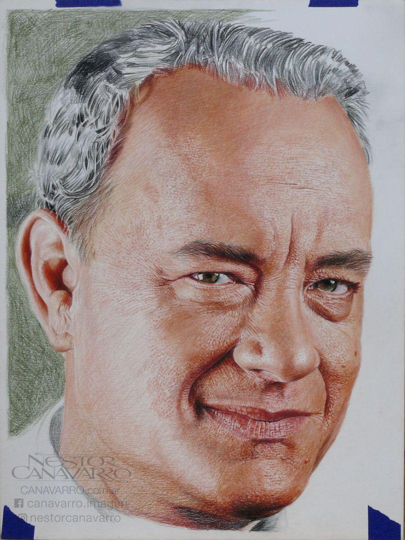 TOM process 5e7531d3d7107  880 - Os desenhos hiper realistas de Nestor Canavarro