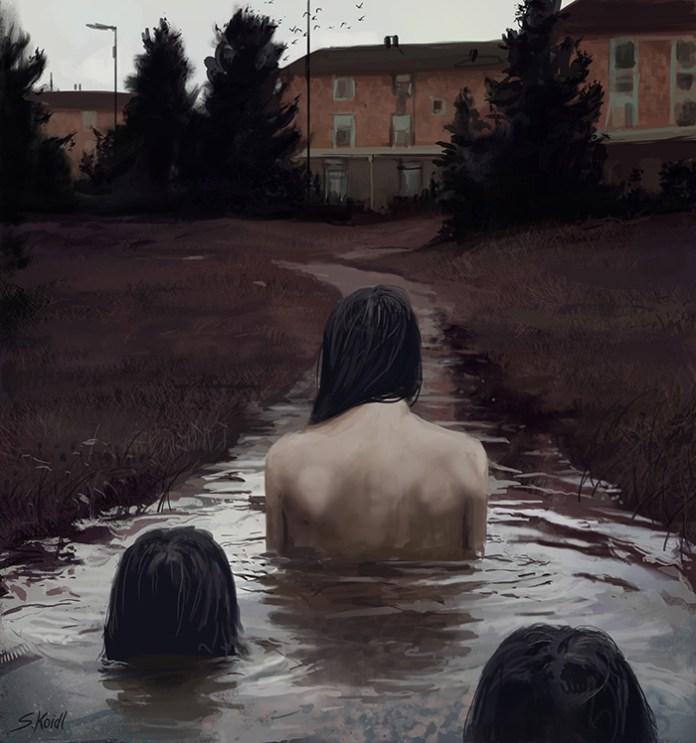 Тревожные картины Стефана Койдла