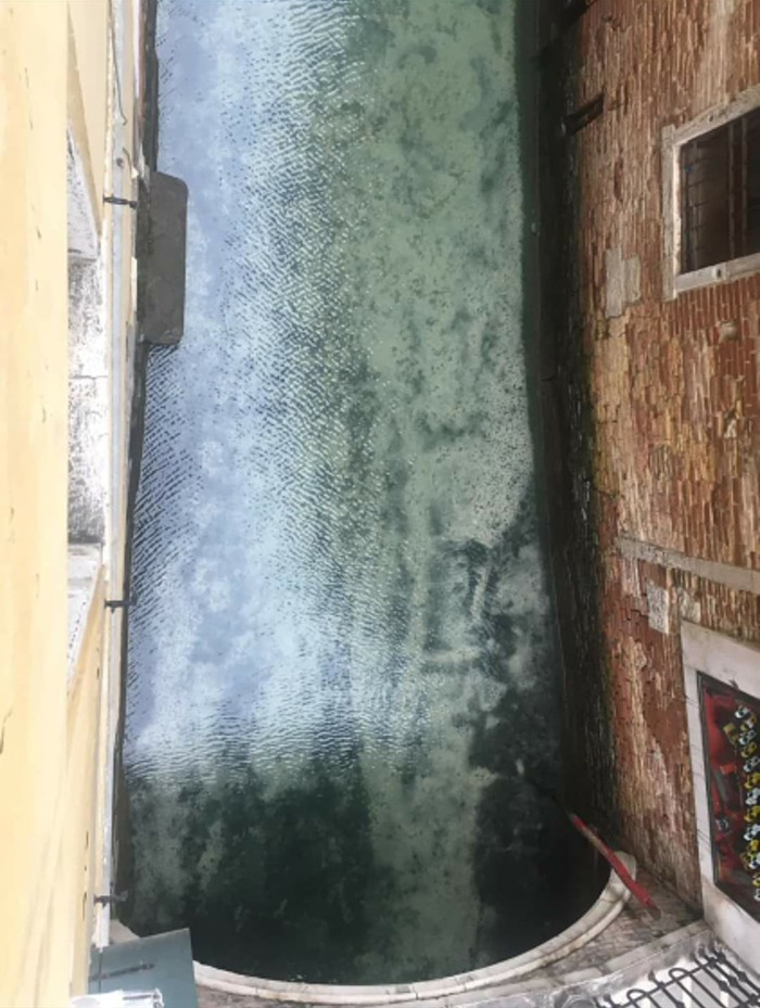 fish seen in clear venice canals after coronavirus lockdown 3 5e71e15057708  700 - Vídeo mostra Veneza completamente vazia