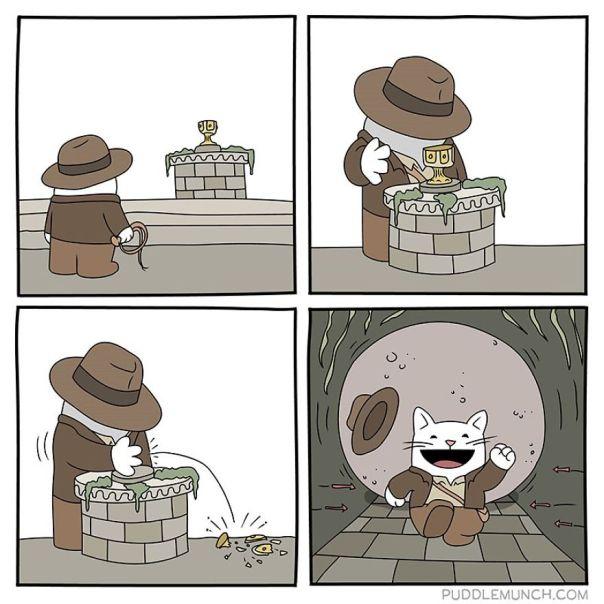 Puddlemunch Comics