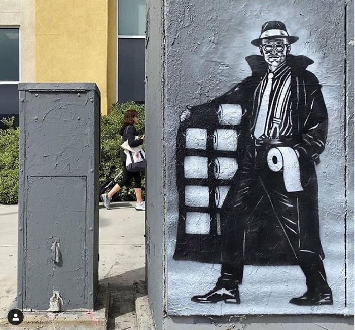 Los Angeles, USA. Artist: Teachr1