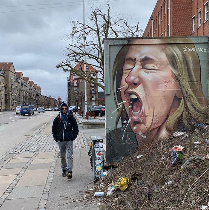Copenhagen. Denmark. Artist: Andreas Welin